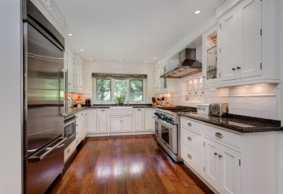 16056 Woodvale Rd Private Encino Country Estate Kitchen