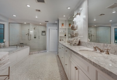 16056 Woodvale Rd Private Encino Country Estate Master Bath