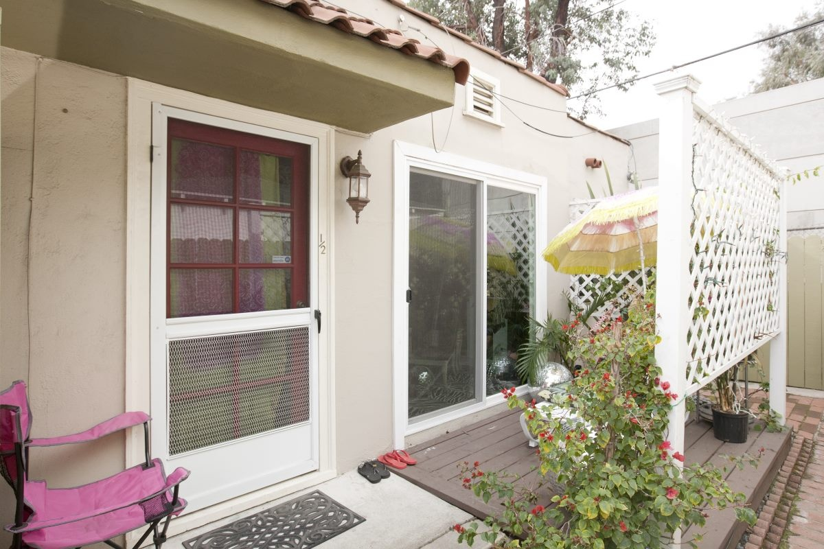 843 Huntley West Hollywood Premier Fourplex Third Unit