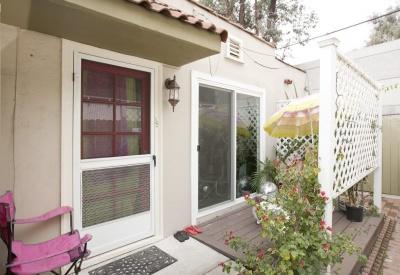 843 Huntley West Hollywood Premier Fourplex Third Unit