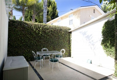 800 Huntley Drive West Hollywood Trophy Triplex Common Area