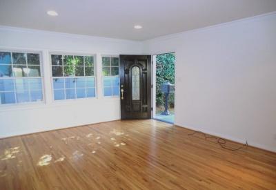 876 Alandele Museum Square 90036 Rental Living Room