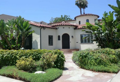 301 S Clark Drive Beverly Hills Spanish