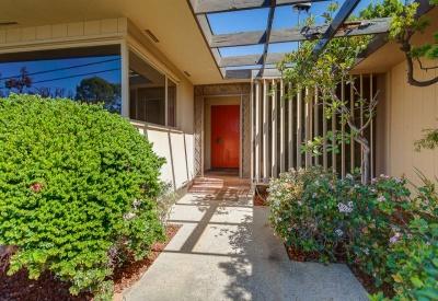 2124 Linda Flora Upper Bel-Air Mid-Century Ranch 90077 Entry