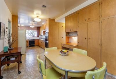 2124 Linda Flora Upper Bel-Air Mid-Century Ranch 90077 Kitchen