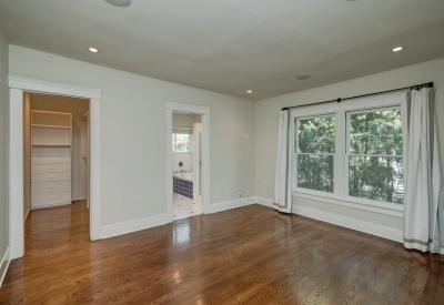 1335 N Ogden Dr Spaulding Square Bungalow 90046 Master Bedroom