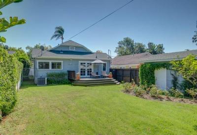 1335 N Ogden Dr Spaulding Square Bungalow 90046 Backyard