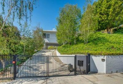 13888 Valley Vista Sherman Oaks Mid Century Modern 91423 Front