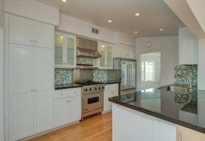 13888 Valley Vista Sherman Oaks Mid Century Modern 91423 Kitchen