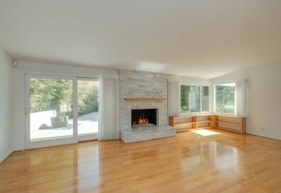 13888 Valley Vista Sherman Oaks Mid Century Modern 91423 Living Room