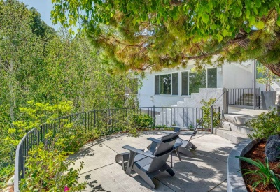 13888 Valley Vista Sherman Oaks Mid Century Modern 91423 Viewing Patio