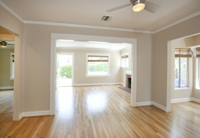 1149 N Poinsettia Pl West Hollywood Lease 90046 Dining Room