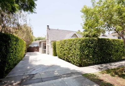 1149 N Poinsettia Pl West Hollywood Lease 90046 From Street